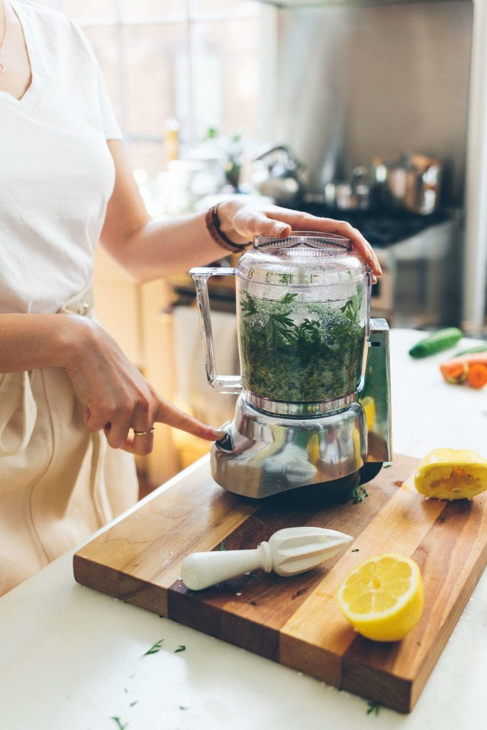 How to make dairy-free pesto