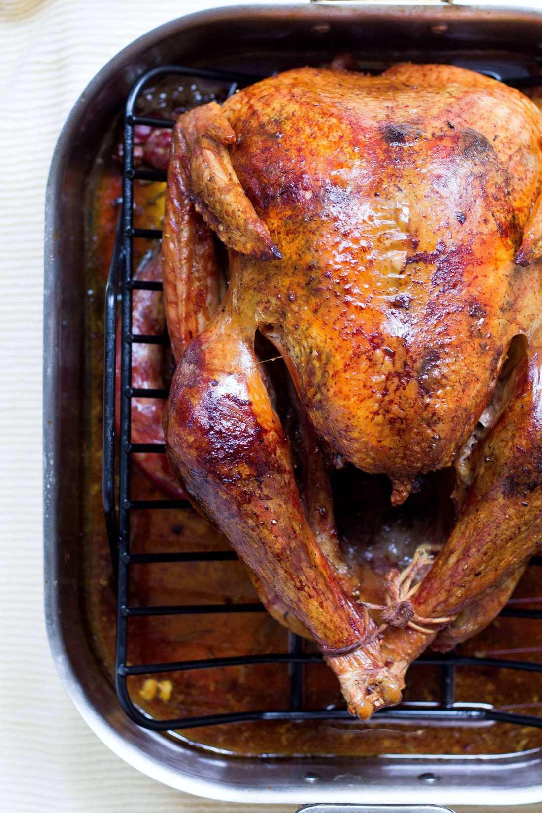 Paleo Thanksgiving Basics via Food by Mars (AIP-friendly)