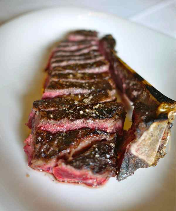 Etxebarri grilled beef on the bone