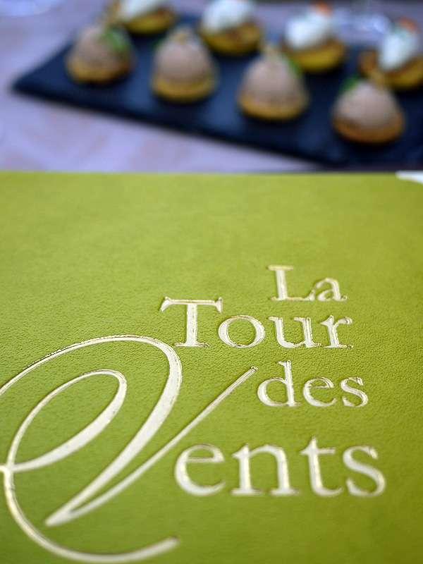 La Tour des Vents, restaurant in Dordogne France