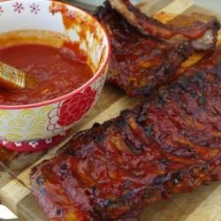 zesty bbq ribs recipe