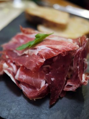 Viande Sechee for Raclette
