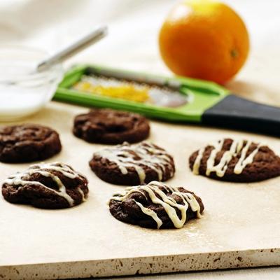 Chocolate Chocolate Raisinets Cookies recipe