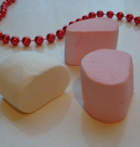 marshmallows (store bought)