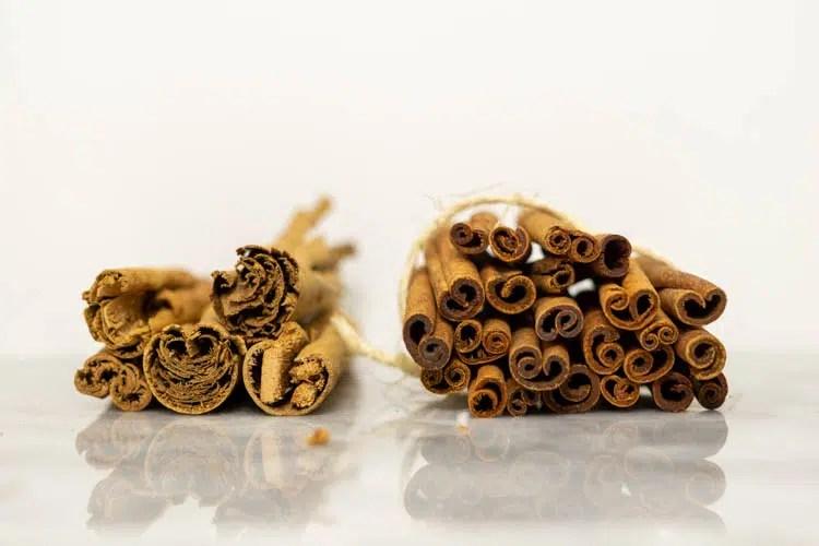 real cinnamon & cassia cinnamon