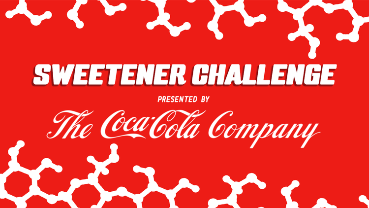 The sweetener challenge on herox by coca cola