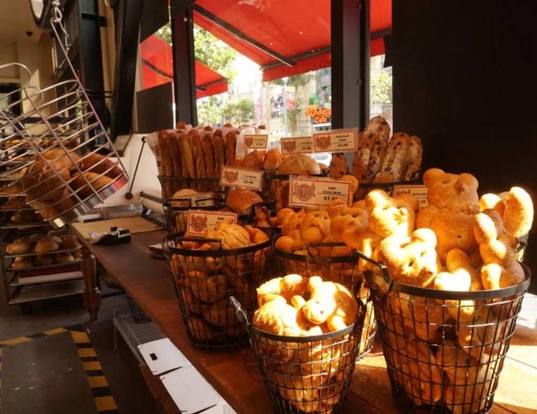 boudin bakery shop