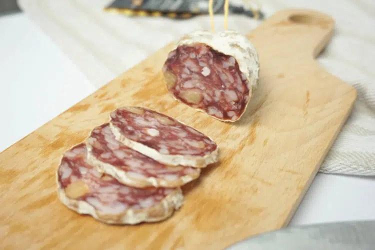ah excellent fermented sausage