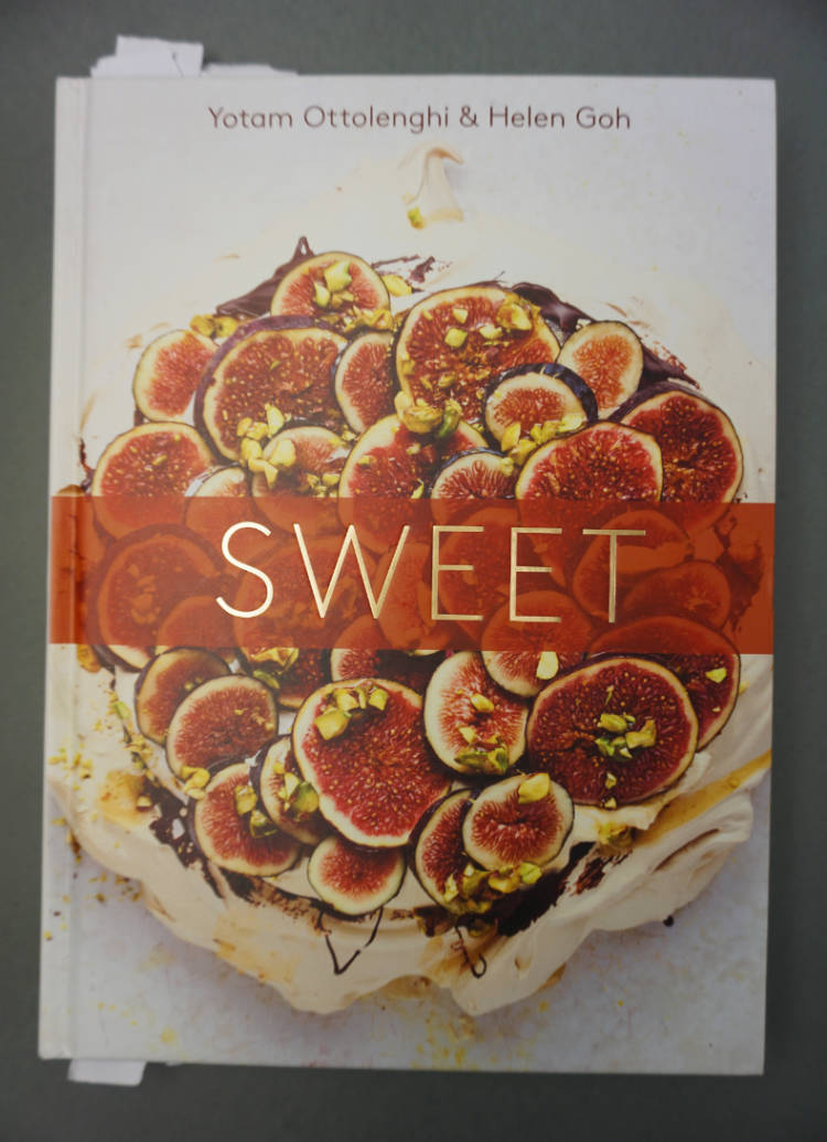 Sweet (Yotam Ottolenghi) – A cookbook review