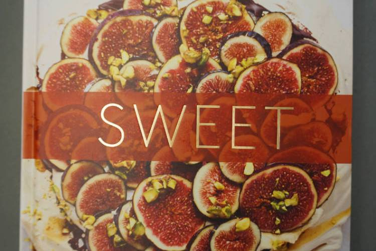 book cover sweet yotam ottolenghi