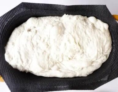 LoafNest - dough ready to bake