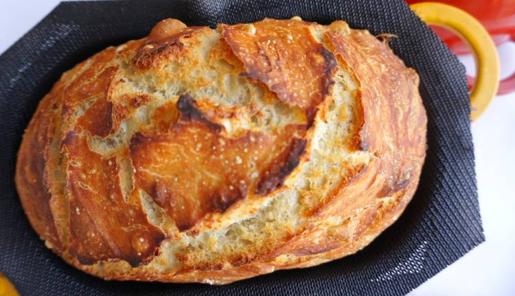 LoafNest freshly baked bread