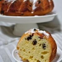 Kugelhopf - yeast-leavened