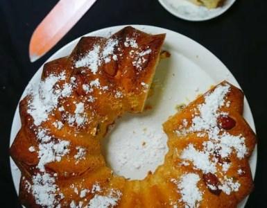 Kugelhopf cake