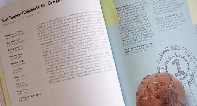 hello my name is ice cream chocolate ice cream recipe