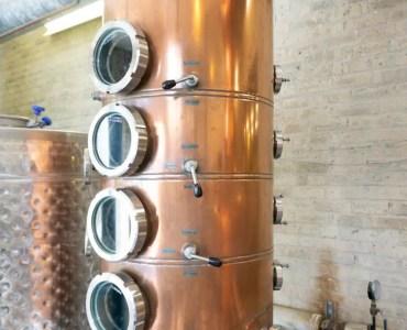 distillation stages