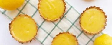 lemon custard pies