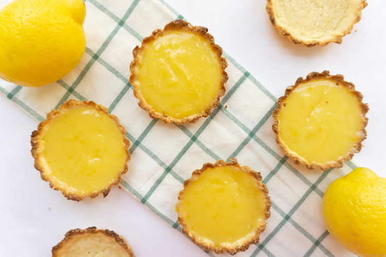 lemon custard pies