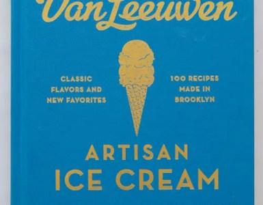 Van Leeuwen artisan ice cream book cover