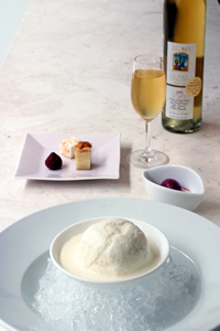 Fromage Blanc | Chikalicious