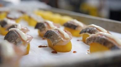 Llama Inn mackerel causa food curated