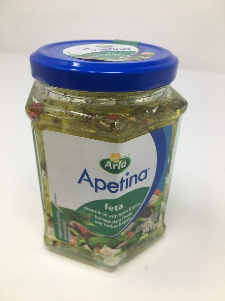 Apentina Feta Cheese with HerbSpices