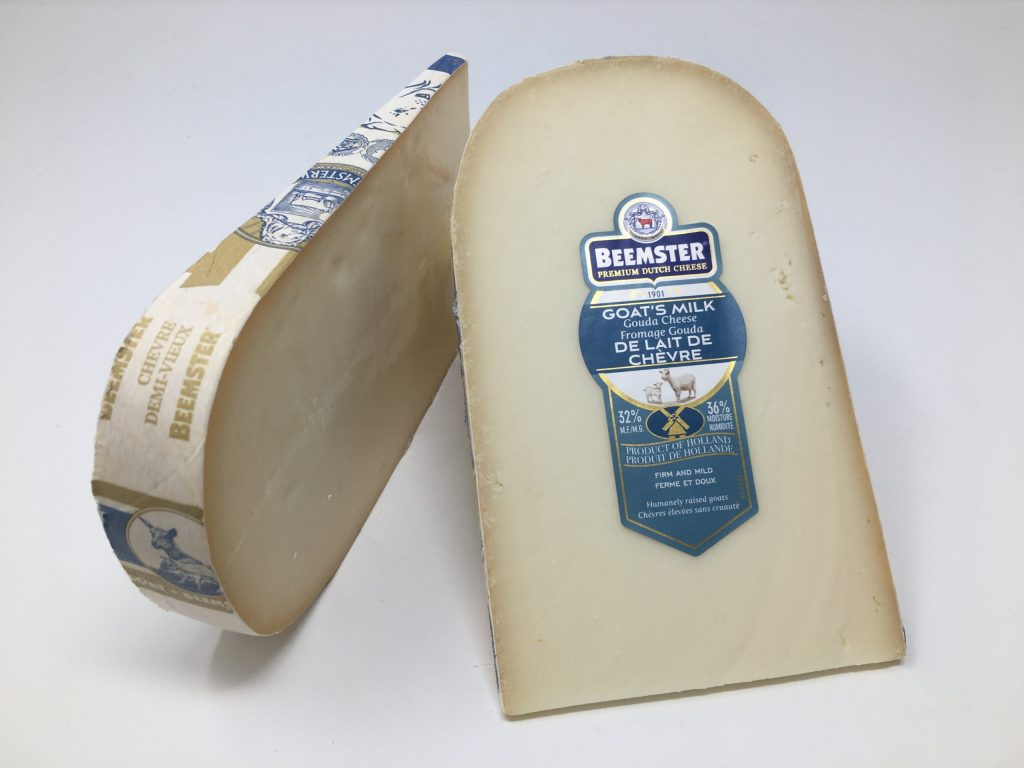 Beemster Goat Cheese Firm Mild