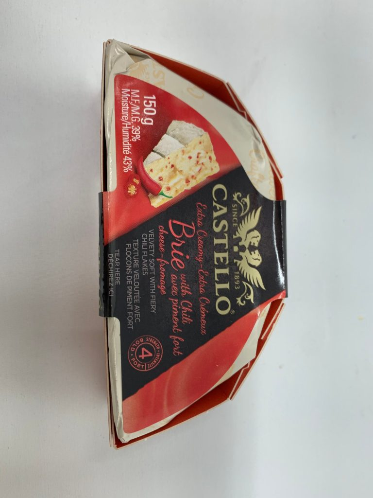 Castello Extra Creamy Brie with Chilly