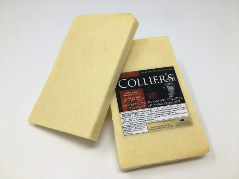 Colliers Welsh Cheddar 3 Years Old