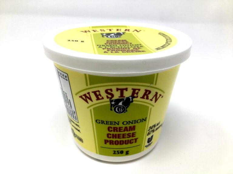Cream Cheese with Green Onion