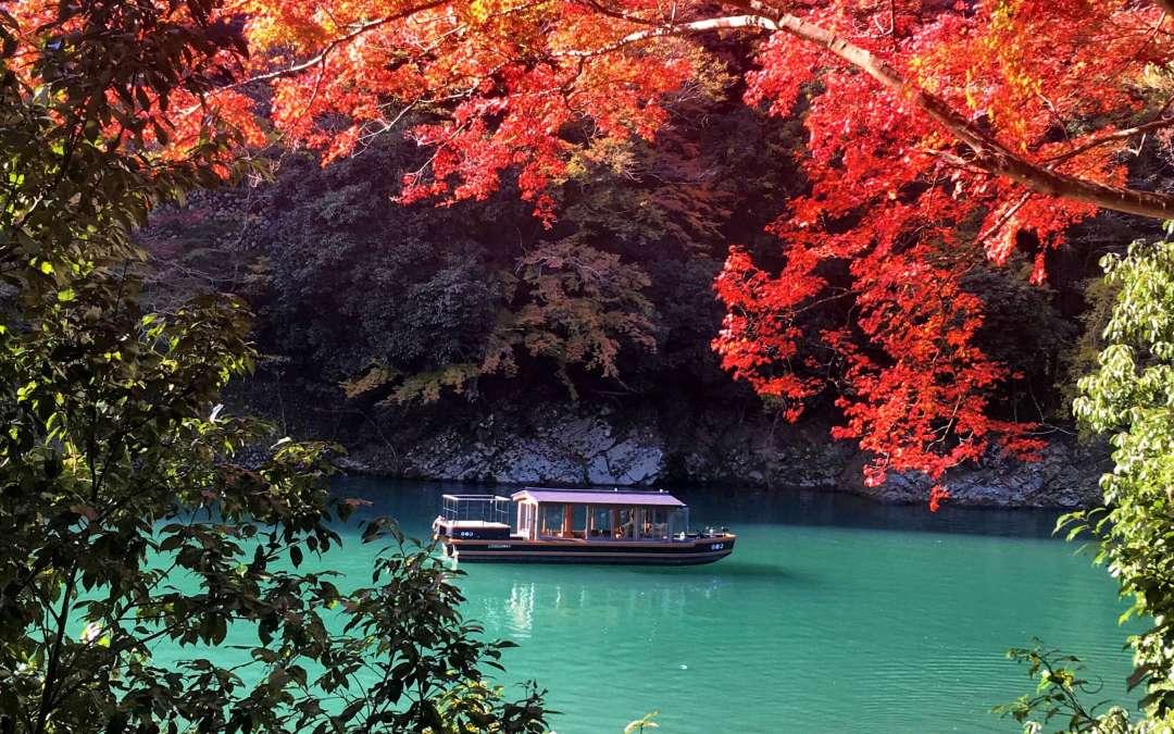 Un automne au Japon …