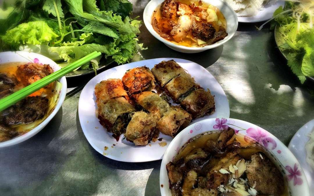 Restos chéris de Saigon !
