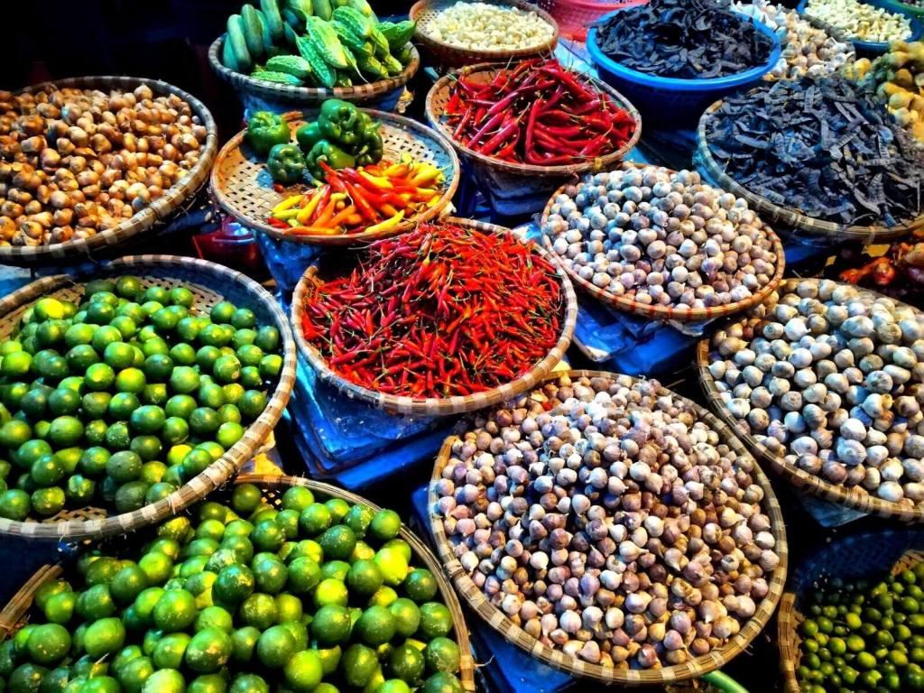 épices asiatiques