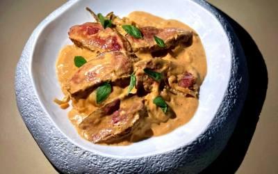 Curry rouge de canard, embarquement pour Bangkok !