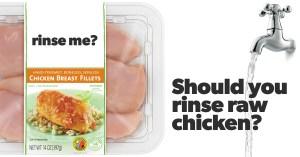 rinse-raw-chicken