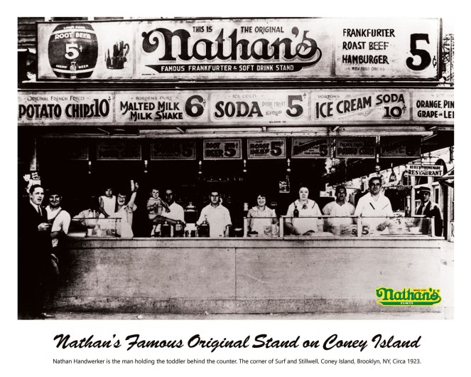 Nathan's. Coney. Legend.