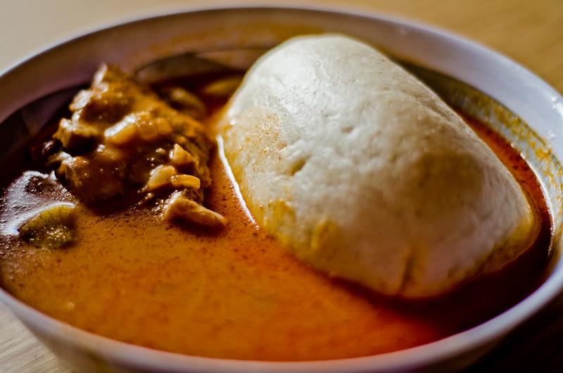 Popular African Foods - Banku