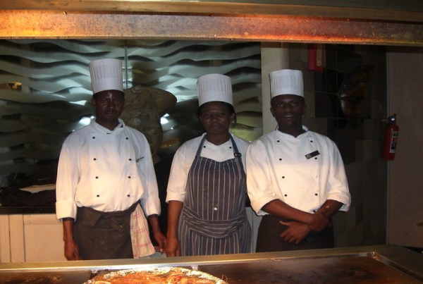 Become a chef in Nigeria