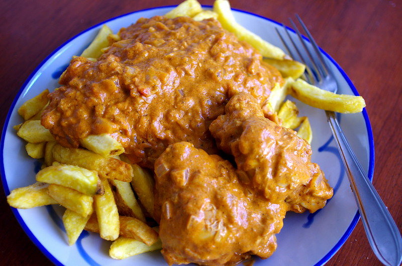 Moambe Chicken