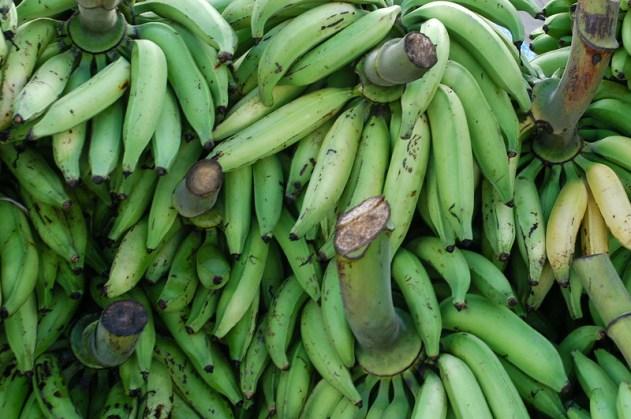 African Foods - Unripe Plantain