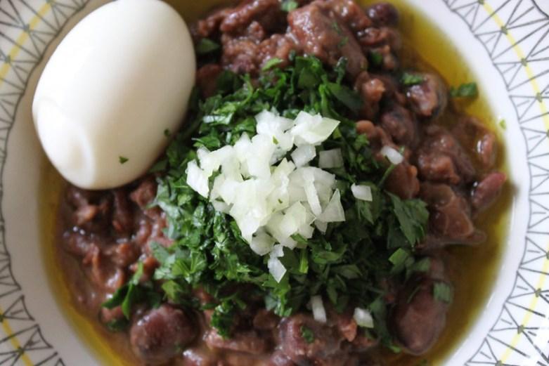 African Breakfast Foods Ideas - Ful Medames