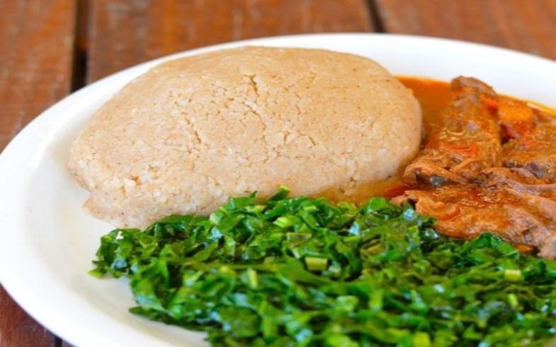 Zimbabwean Foods