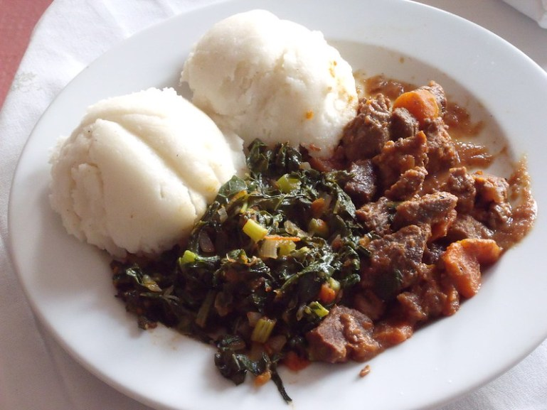Popular Foods in Zimbabwe