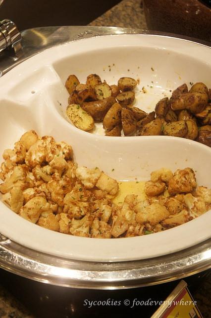 12.spanish prince hotel-cauliflower and potato
