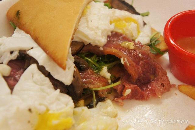 9.Portabello & Bacon @ Whimsical