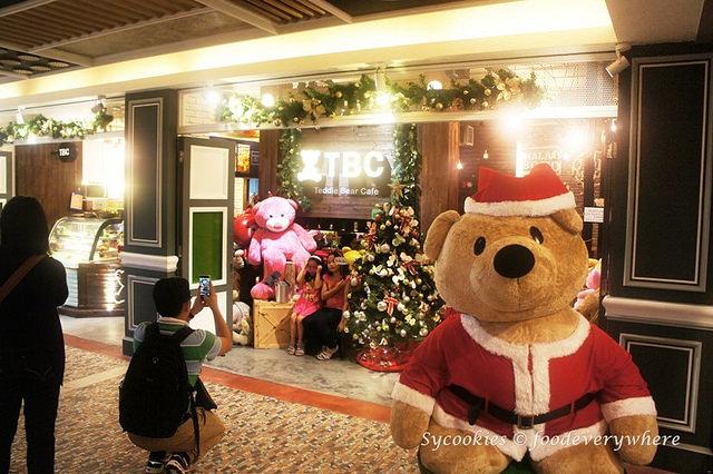 9.TBC Teddy Bear Cafe Melaka