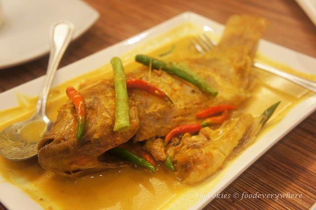 11.Bumbu Desa Indonesian food KL KLCC