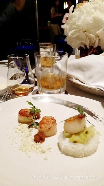 1.John Walker & Sons XR21 whisky 5 sense pairing dinner