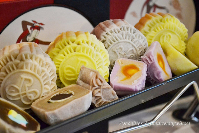 4.Dynasty Restaurant Renaissance Hotel KL 2016 Mooncake