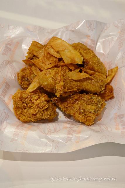 2.Nanda Chicken (Korean Fried Chicken) @ Solaris Mont Kiara
